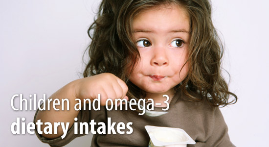 Omega 3 and children