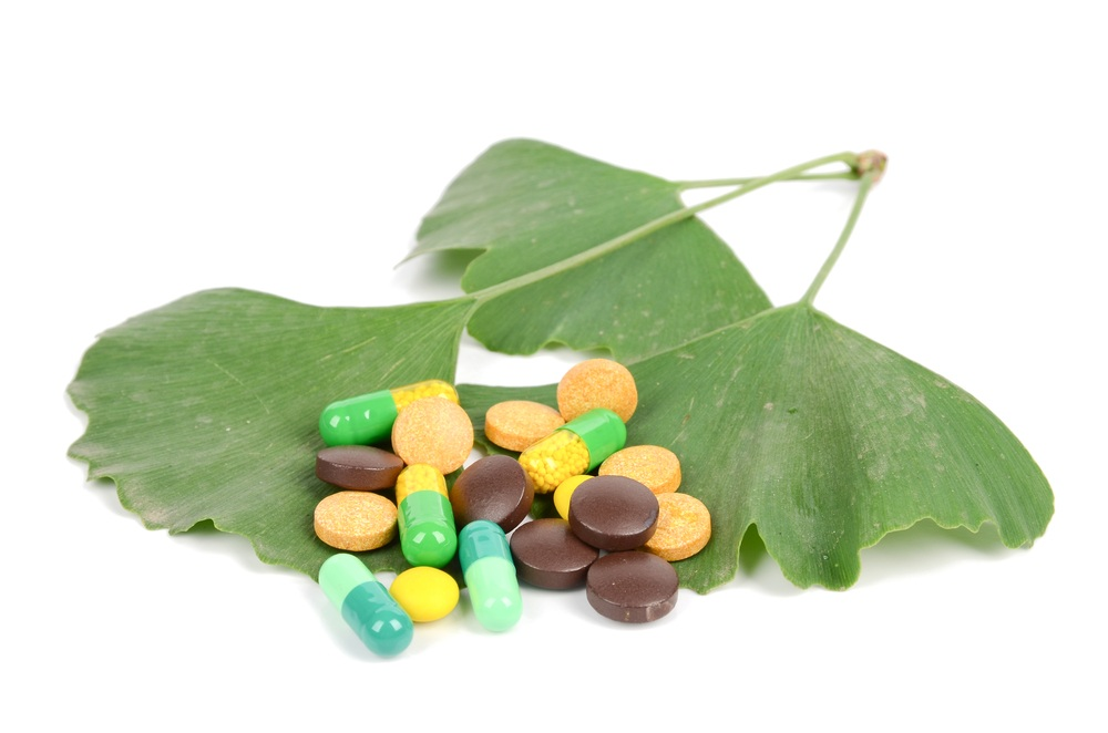 ginko biloba supplements