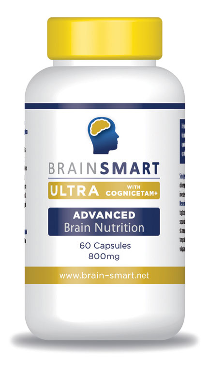 BrainSmart Ultra  - Smart Rocket Fuel For Your Brain
